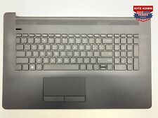 NEW HP 17BY 17-BY 17-CA Palmrest Non-Backlit US Keyboard & Touchpad L22751-001