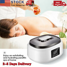 Touch Paraffin Wax Bath Machine Salon Spa Hands Feet Therapy Heater Exfoliating