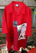 SOUTHPOLE 1991 RED with Man NEW w/Tag XL SS Summer Camp Shirt