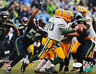 Cliff Avril Autographed 8x10 Seattle Seahawks Against Packers Photo- JSA W Auth
