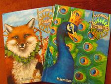Florida Treasures 3.1 & 3.2 Grade 3 Reading Language Arts New 2009 Hardcover