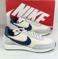 Nike Air Tailwind 79 Vast Grey Mystic Navy Retro Shoes 487754-011 Men's Size 10