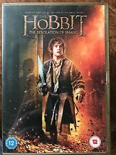 THE HOBBIT: THE DESOLATION OF SMAUG 2013 Peter Jackson JRR Tolkein Epic UK DVD