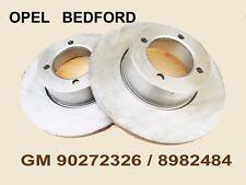 OPEL 90272326 / 8982484 Brake Disc/Bremsscheiben Front/Vorne