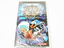 """DEATH JR 2 """"ROOT OF EVIL"""" PSP GAME R1 """"NEW SEALED"""" AUZ SELLER"""