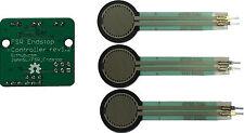 3 Long FSRs / Endstop Controller Sensor Board Auto Detector Triggering Module