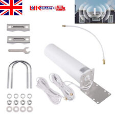 More details for 4g lte antenna dual sma male 3g / 4g / lte outdoor omni-directional antenna