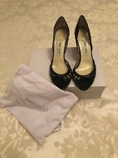Jimmy Choo chaussures noires taille 37.5