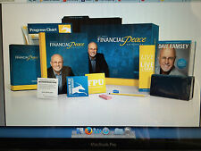 New! Dave Ramsey's Financial Peace University DVD Home Study Kit FPU Sealed