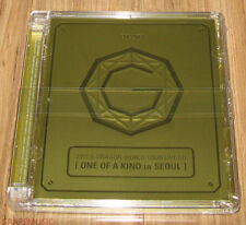 G-DRAGON BIGBANG 2013 World Tour Live CD ONE OF A KIND IN SEOUL GOLD VERSION NEW