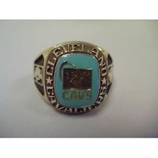 Balfour Nba Cleveland Cavaliers Ring Size 7.5 Gold/ Ch 37