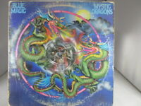 BLUE MAGIC-MYSTIC DRAGONS- ATCO SD 36-140 Vinyl LP VG/Vg+ Cover = VG