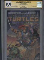 Teenage Mutant Ninja Turtles #47 CGC 9.4 SS Kevin Eastman 1992