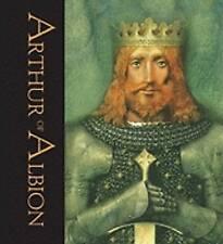 USED (GD) Arthur of Albion by John Matthews