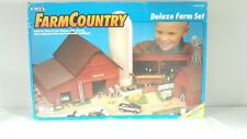 RARE Vintage ERTL Farm Country Deluxe Farm Set #4327