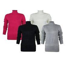 Pulls noir coton pour femme