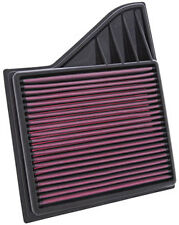 KN AIR FILTER REPLACEMENT FOR FORD MUSTANG GT 4.6L V8; 2010-2014