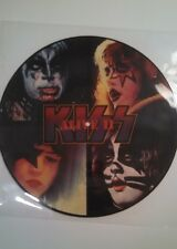 KISS ALIVE II MEXICO LP PICTURE DISC K-A II 2001-2