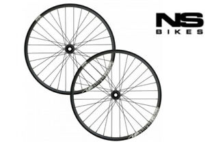 NS Enigma Rock Wheelset 27.5'', Black Rotary 110x20 / Rotary Cassette 150/157x12