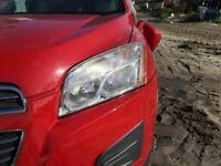 Driver Left Headlight Fits 13-16 TRAX 329750
