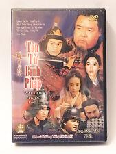 TON TU BINH PHAP Phim Bo Hong Kong Tau Trung Quoc 7 DVD Chinese Vietnamese Movie