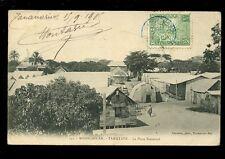 South Africa Madagascar TAMATAVE Place Bienaime 1905 u/b PPC