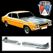 Ford Capri MK1 Facelift Front Quarter Bumpers