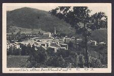 GENOVA SANTO STEFANO D'AVETO 17 Cartolina viaggiata 1930