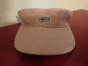 Vans Off The Wall Pink HTF adjustable visor