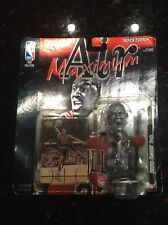MAXIMUM AIR MICHAEL JORDAN COMMEMORATIVE SERIES SILVER EDITION + TRADING CARD