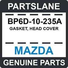BP6D-10-235A Mazda OEM Genuine GASKET, HEAD COVER