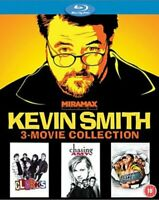 Kevin Smith 3 Movie Collection [Blu-ray] [DVD][Region 2]