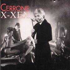 Cerrone-X-Xex  CD NEW