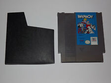 ORIGINAL NINTENDO NES GAME PAPERBOY CLEAN & TESTED WITH SLEEVE & GUARANTEE