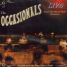 Live from Music Hall, Aberdeen by The Occasionals (CD) Scottish & Old Time Dance