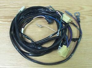 1957 CHEVY STARTER WIRE HARNESS 8 CYL with Automatic Transmission ** USA MADE **