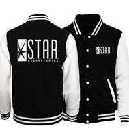 The Star Wars Laboratories S.T.A.R Labs Baseball Jacket Sweatshirts Unisex