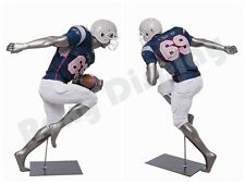 Male Fiberglass Sport Athletic style Mannequin Dress Form Display #Brady10-Mc