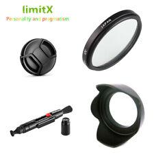 72mm UV Filter Lens hood Cap pen for Fujifilm X-T3 X-T4 w/ XF 16-80mm F4 R Lens