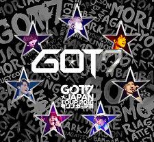 New GOT7 JAPAN TOUR 2016 MORIAGATTEYO IN MAKUHARI MESSE Limited Edition Blu-ray