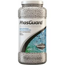 Seachem PhosGuard 500ml Phosphate Silicate Remover Marine Freshwater Fast Delive
