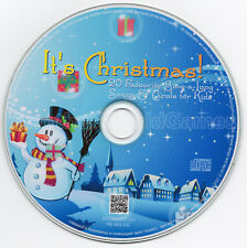 🎅 KIDS CHRISTMAS CAROLS SING-ALONG: A CD OF 20 CAROL SONGS 4 CHILDREN XMAS GIFT