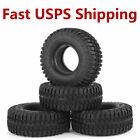 """4Pcs Ax-3020 1.9"""" 103mm Tires Tyres for 1/10  D90 SCX10 CC01 RC Rock Crawler"""