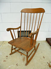 A 19th Century Rocking Chair from Louisiana, Chatchie Plantation House