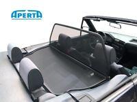 ORIGINAL BEFESTIGUNG OHNE BOHREN WINDSCHOTT BMW 3 REIHE E30 CABRIO 1982-1993