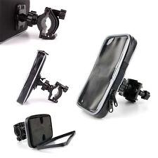 Water Resistant Hard Case And Bike Mount for Alcatel POP 4, POP D5 Smartphones