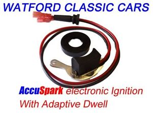 AccuSpark Electronic Ignition  Kit Replaces Points in 4 cyl Porsche 912 914 924