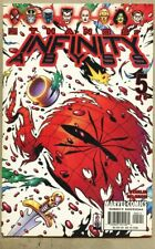 Infinity Abyss #5-2002 vf+ 8.5 Thanos Jim Starlin Marvel Mystic