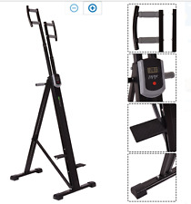 Vertical Climber Machine Exercise Stepper Maxi Cardio Workout Fitness Gym Foldab