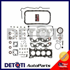 MLS Full Head Gasket Set Fix Kit For 92-95 Honda Civic 1.6L I4 VTEC D16Z6 D15Z1
